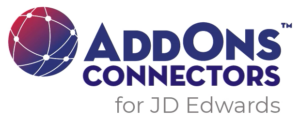 AddOns Connectors for JD Edwards